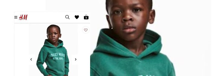 """Schwarzer Junge in """"Affen""""-Pullover: H&M handelt sich mit Werbung Rassismus-Vorwurf ein"""