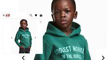 """""""Kommt darüber hinweg"""": Mutter des H&M-Jungen schaltet sich ein"""