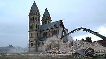 Braunkohle statt beten: Immerather Dom wird abgerissen