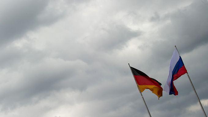 Deutschland liefert wieder mehr nach Russland.