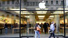 Feueralarm im Zentrum von Zürich: Akku-Brand legt Apple-Store lahm