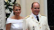 Charlène wird 40: Monacos schöne Fürstin