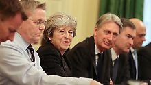 EU-Skeptikerin befördert: May stärkt Pro-Brexit-Lager in der Regierung