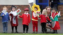 Debatte um Kindererziehung: Wales entscheidet übers Ohrfeigen