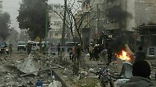 Vorwürfe gegen Russland und Iran: Türkei protestiert gegen syrische Offensive