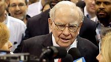 Berkshire investiert Milliarden: Buffett legt bei Apple nach