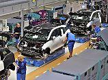 Bei BMW verließen bis dato 100.000 i3 das Werk in Leipzig.