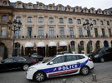 Zwei Täter weiter auf der Flucht: Beute aus Pariser Schmuckraub gefunden