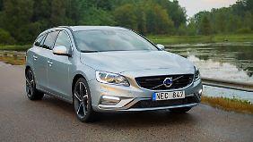 Verglichen mit den anderen Modellen von Volvo ist der V60 nicht mehr ganz taufrisch.