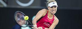 Endlich wieder ein Finale: Kerber kann ihren Tennis-Horror beenden