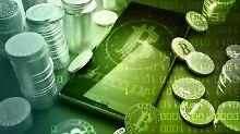 Der Börsen-Tag: Rechner zum Bitcoin-Schürfen bescheren Firma Aktienrally