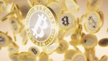 Der Börsen-Tag: Bitcoin steigt fast 600 Dollar in nur 40 Minuten