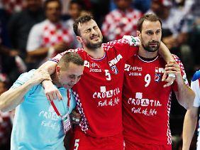 Domagoj Duvnjak trägt die kroatischen Titelhoffnungen.
