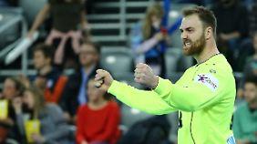 Bärenstark: DHB-Keeper Andreas Wolff.