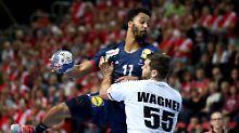 Kroatien und Frankreich stark: Handball-Favoriten feiern weitere Siege
