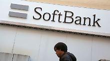Börsengang der Mobilfunktochter?: Softbank begeistert Aktionäre