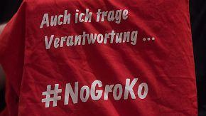 Wenig SPD-Inhalte, viele Kompromisse: Viele Sozialdemokraten unzufrieden mit GroKo-Papieren