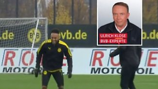 "Grobes Mannschaftsfoul beim BVB: Klose: ""Aubameyang provoziert seinen Rauswurf"""