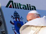 """""""Wir sind am Limit"""": Papst Franziskus befürchtet Atomkrieg"""