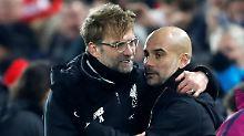 """""""What the f*ck was that?"""": Klopp entzaubert Guardiola und dreht auf"""
