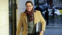 CSU einstimmig für Verhandlungen: Scheuer appelliert an den Mut der SPD
