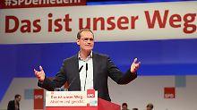 Der Tag: Berliner SPD stimmt gegen Koalitionsverhandlungen