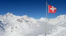Stürze beim Rodeln und Skifahren: Zwei Frauen sterben in Schweizer Alpen