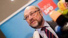 """""""Mid-Term-Evaluierung"""": Schulz versucht neuen Nachbesserungsplan"""