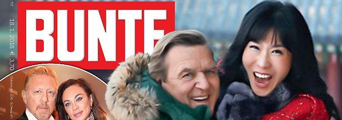 """""""Ja, es ist Liebe"""": Fremdschämen mit Gerhard Schröder"""