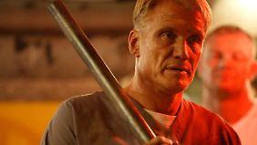 Cooler Typ in der Nebenrolle: Dolph Lundgren.
