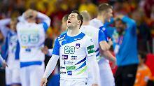 Der Sport-Tag: Handball-EM: Slowenien macht Drohung nicht wahr
