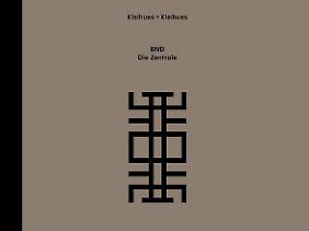 """""""Kleihues + Kleihues: BND. Die Zentrale"""" ist bei Hatje Cantz erschienen, 128 Seiten gebunden, Deutsch und Englisch, 40 Euro."""