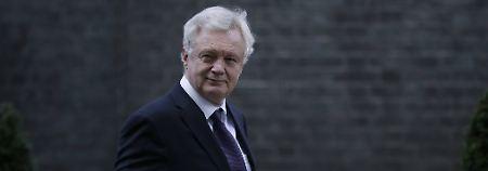Britisches gilt vor EU-Recht: Unterhaus verabschiedet Brexit-Gesetz