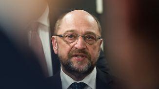 """Und wenn es keine Mehrheit gibt?: """"Schulz müsste überlegen, was er dann tut"""""""