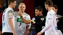 Es brodelt im deutschen EM-Team: Skeptische Handballer ignorieren Prokop