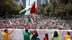 """""""Der neue Antichrist"""": Trump zerrüttet Beziehungen zu Mexiko"""