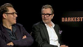 """Oldman und Wright: """"Die dunkelste Stunde"""": """"Die Essenz kann man nicht vortäuschen"""""""