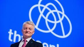 Kritik von Thyssenkrupp-Aktionären: Chef Hiesigner steht bei der Hauptversammlung unter Druck