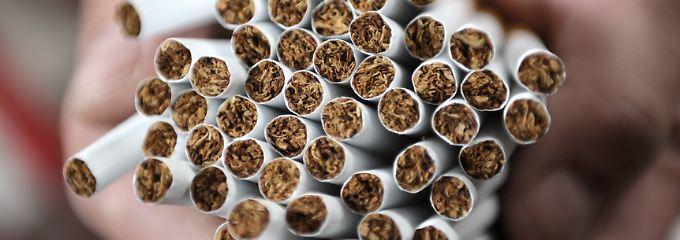 Bis zu sieben Euro pro Schachtel: Preise für Zigaretten steigen weiter