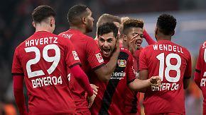 Fünf Fakten vor dem 19. Spieltag: Leipzig gegen Freiburg verspricht Torspektakel