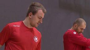 Zum Siegen verdammt: Deutsche Handballer brauchen gegen Tschechien guten Wurf