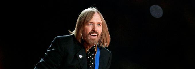 Wohl versehentliche Überdosis: Tom Petty starb nach Medikamenten-Mix