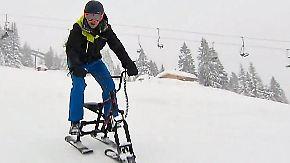 Belüfteter Skihelm und Bambus-Skistöcke: Hersteller basteln schon an Trends für den kommenden Winter