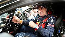 Spanier verteidigt Vorsprung: Carlos Sainz gewinnt 40. Rallye Dakar