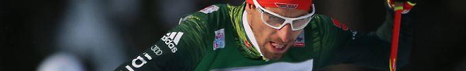 Der Sport-Tag: 19:57 Kombinierer Kircheisen ergattert Olympia-Ticket