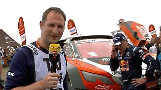 "Andreas Kozocsa über Rallye Dakar 2018: ""Carlos Sainz hat es allen gezeigt"""