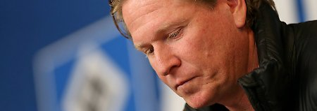 Krisenmodus nach Köln-Pleite: Hamburger SV trennt sich von Markus Gisdol