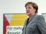 Union lehnt Nachbesserungen ab: Merkel begrüßt Votum des SPD-Parteitags