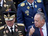 Einreisesperre, Geld eingefroren: EU verhängt Sanktionen gegen Venezuela