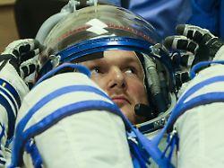 """Im Training schon """"umgekommen"""": Astro-Alex übt für den zweiten ISS-Flug"""